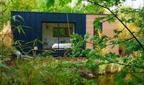Studio de jardin à énergie passive (SEPA)