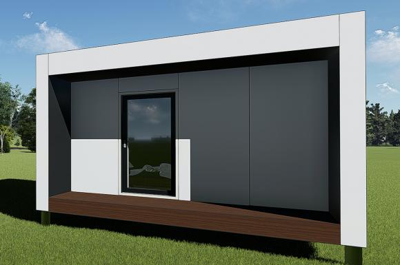 construire un studio dans son jardin pour un étudiant rhone alpes