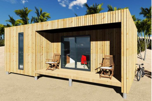 construite un studio de jardin airbnb rhone alpes