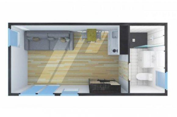 Construction studio usage multiple Rhône-Alpes