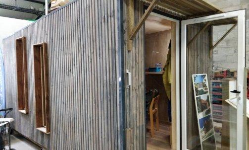 Bureau de jardin dans un atelier Lyon