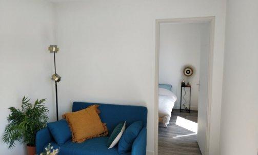 studio de jardin avec chambre à lyon